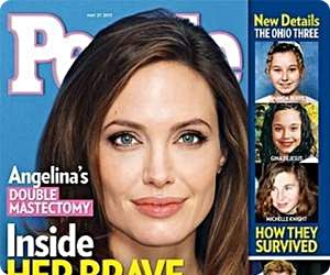 EXPOSED: Angelina Jolie part of a clever corporate scheme to protect billions in BRCA gene patents, influence Supreme Court decision (opinion)