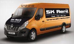Firma SK Rent GROUP, proponuje Państwu wynajem samochodów ciężarowych, busów, autolawet.