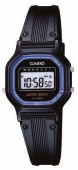 Casio Classic Ladies WR - Ladies by Casio. $16.16. Black Resin Band Water Resistant Mineral Crystal Quartz Movement