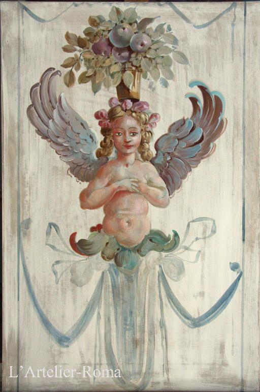 88 best trompe l 39 oeil murals images on pinterest - Decorazioni grottesche ...