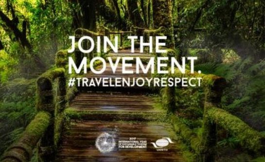 UNWTO Launches 'Travel.Enjoy.Respect' Campaign.