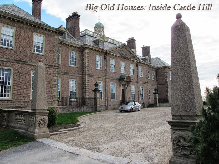 big old houses inside castle hill new york social diary