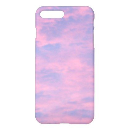 Pink Clouds iPhone 8 Plus/7 Plus Case - photography gifts diy custom unique special
