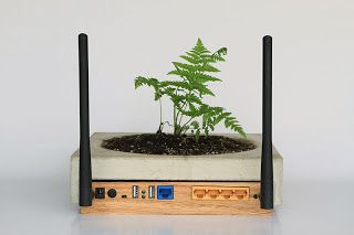 ECO- WiFi Router - The Awe-Science