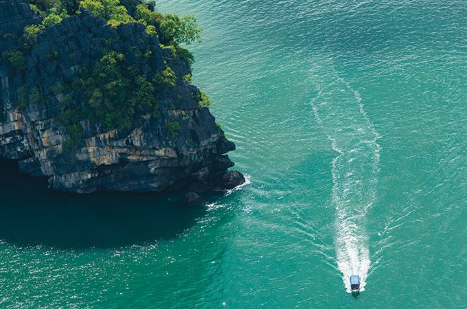 Two Islands for Two: Penang & Langkawi - Find spectacular tropical scenery in Penang and Langkawi