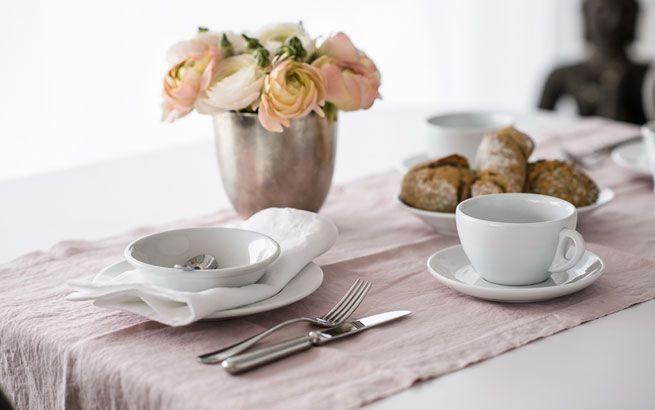 Leinen Tischwäsche von The Linen Company