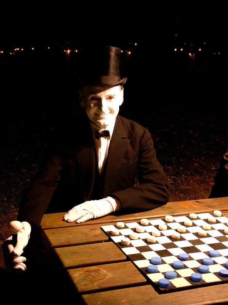 Nuits Solaires 2006 : le personnage