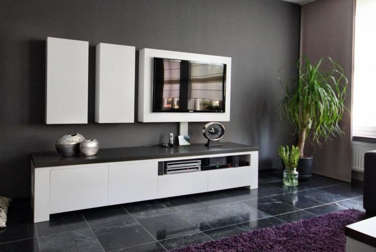leuke stijl vanwege losse elementen woonkamer tv. Black Bedroom Furniture Sets. Home Design Ideas