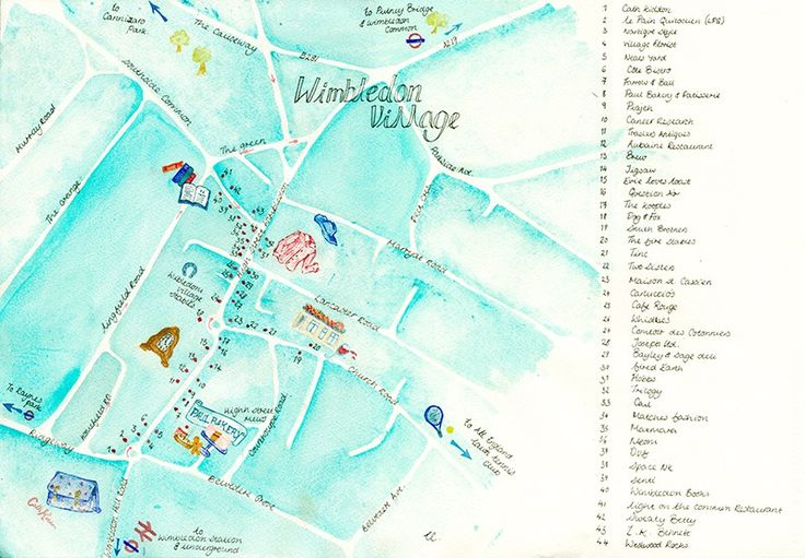 Shopping Guide – Wimbledon Village http://loblerdelaney.co.uk/shopping-guide-wimbledon-village/