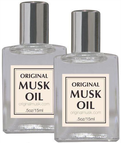 Kiehl S Musk Oil Natural