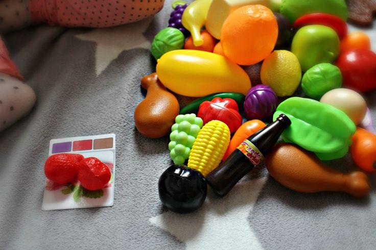 Gemüse und Obst kreativ, spielerisch kennen lernen .2
