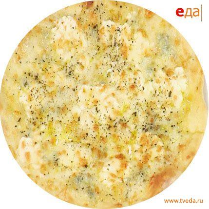 Пица четыре сыра приготовление
