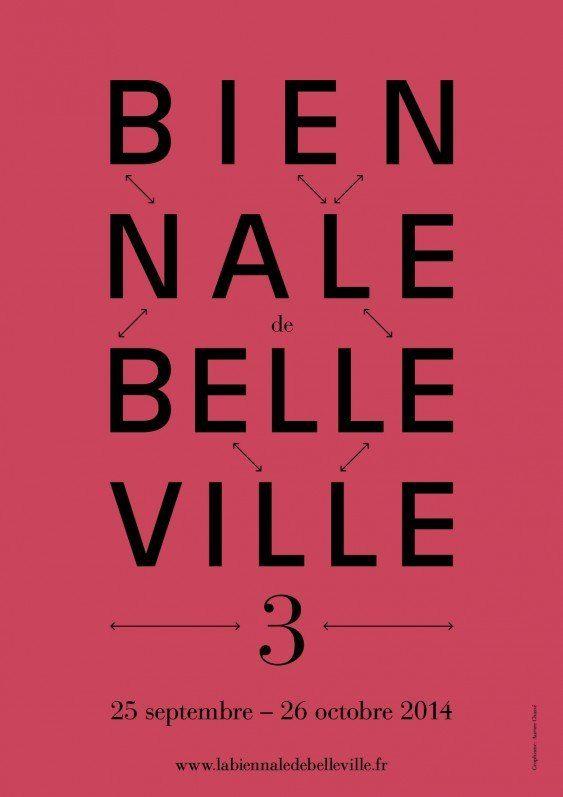 3ème édition de la Biennale de Belleville du 25 septembre au 26 octobre 2014 http://www.pariscotejardin.fr/2014/09/3eme-edition-de-la-biennale-de-belleville-du-25-septembre-au-26-octobre-2014/