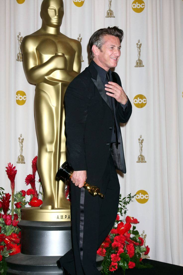 "81st Academy Awards® (2009) ~ Sean Penn won the Best Actor Oscar® for his performance in ""Milk"" (2008) (Won 2 Oscars. Another 81 wins & 71 nominations)"