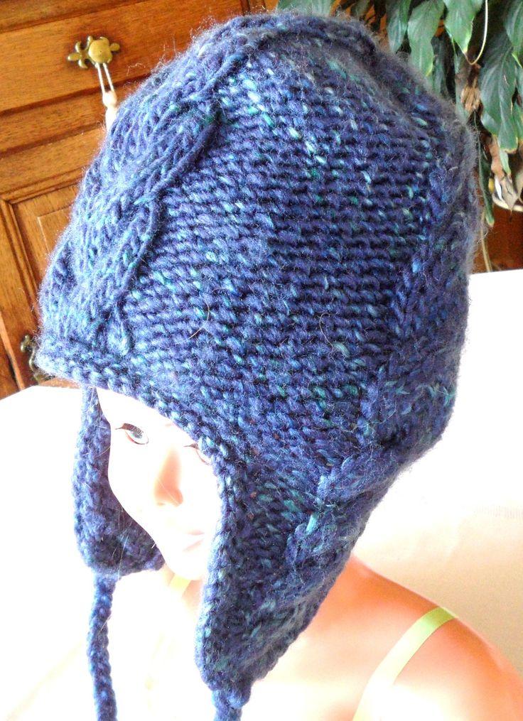 modèle tricot bonnet peruvien bébé gratuit   Layette / Baby shower / canastilla bébé   Pinterest