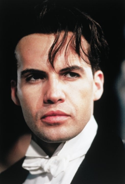 Billy Zane as Caledon Hockley possibly the best looking bad guy in a movie