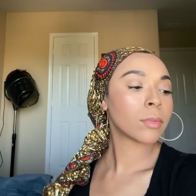 Curly Hairstyles Afro Curly Hairstyles 4c Hair Curly Hairstyles For 40 Year O Afro Curly Hair Hairs In 2020 Hair Wrap Scarf Scarf Hairstyles Hair Scarf Styles