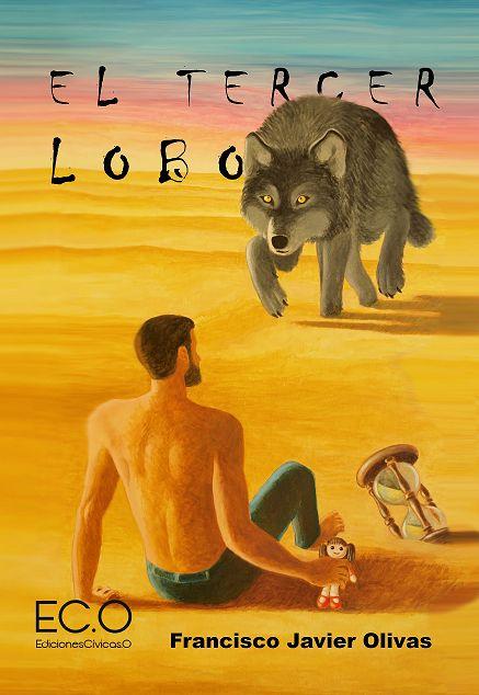 """Francisco Javier Olivas es el autor de la novela LGTB """"El tercer lobo"""". """"Tiene un enemigo bien definido al que plantar cara: la homofobia"""", comenta el escritor."""