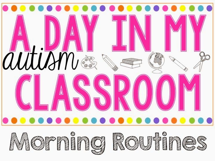 A DAY IN AU {Morning Routines - Student Pick-up}