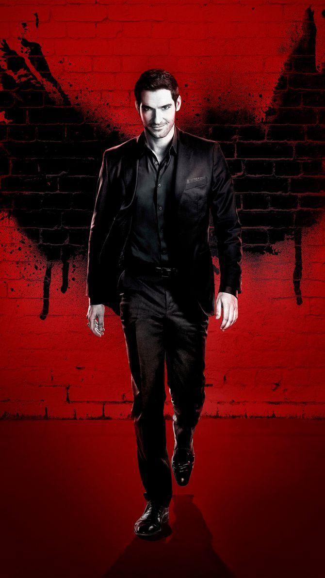 Lucifer Phone Wallpaper Moviemania Lucifer Morningstar Lucifer Tom Ellis Lucifer