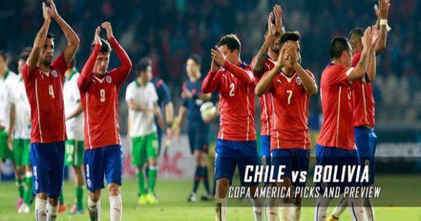 Το Copa America συνεχίζεται και εμείς θα δούμε το παιχνίδι που έχουμε για σήμερα Χιλή απέναντι στη Βολιβία. Ένα παιχνίδι που αν και φαίνεται εύκολο για νίκη της Χιλής και η απόδοση έχει πέσει πάρα πολλή εμείς θα ακολουθήσουμε το goal/goal με απόδοση 2.10... #copaamerica #βολιβια #χιλη