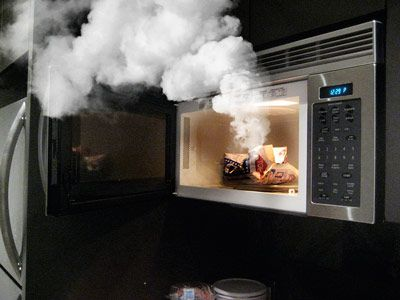 Relationship meltdown in the time it takes to microwave your popcorn