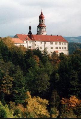 Náchod castle (East Bohemia), Czechia