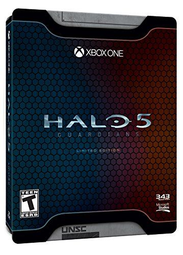 Halo 5: Guardians – Limited Edition- Xbox One  http://gamegearbuzz.com/halo-5-guardians-limited-edition-xbox-one/