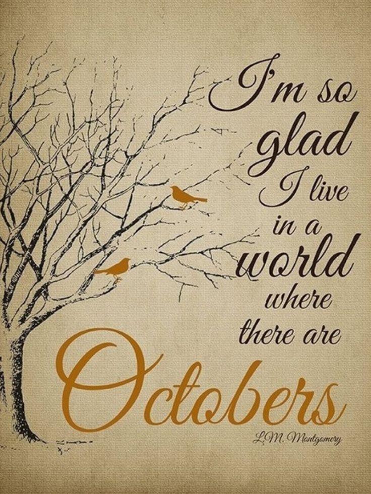 October Autumn Quotes And. QuotesGram