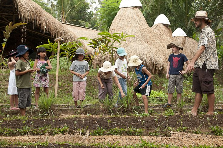 Green Camp Great Bali Easter Camps Bali Kids Guide