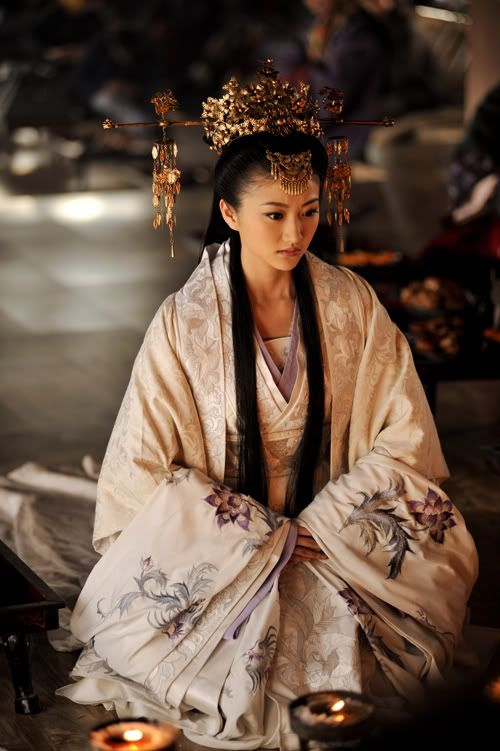asian-costumes:  Chinese hanfu.