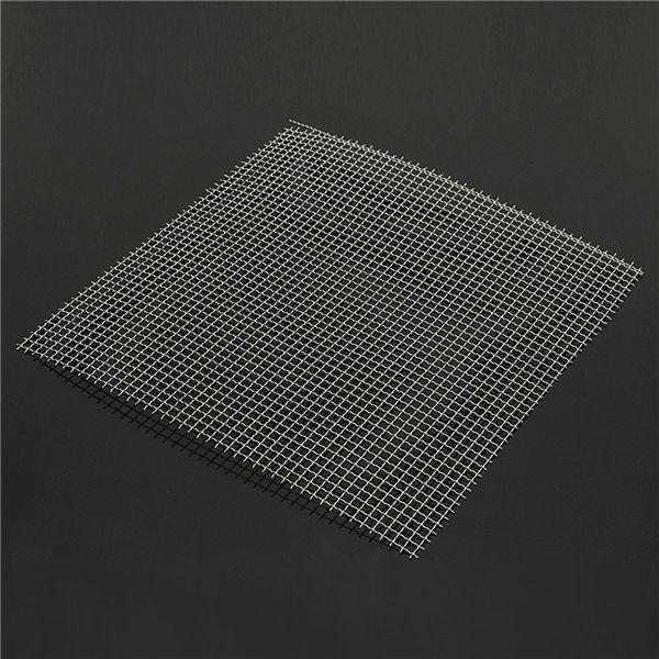 30xalambre de 30 cm de acero inoxidable 304 de malla 4 de filtración de agua filtro de tejido