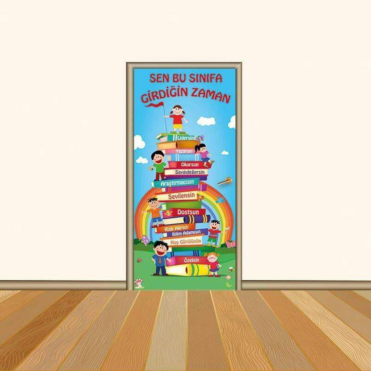 #ilkokulkapıgiydirme #kapısüsü #kapıgiydirme #okulposterleri www.okulposterleri.com