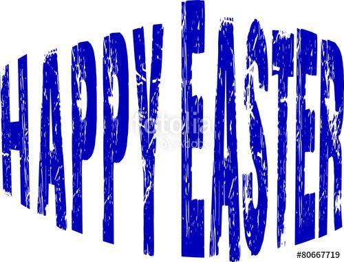 happy easter creato da Morgan