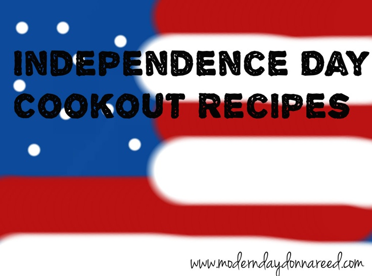 easy memorial day cookout recipes