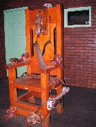"""The Texas Prison museum: Interesting and often macabre look at the Texas prison system, including """"Old Sparky"""""""