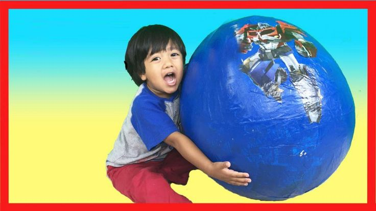 Image result for ryan toy review profile