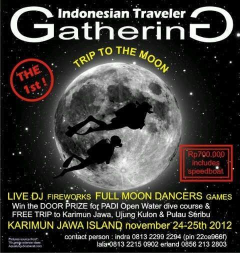 Karimun Jawa Islands, baby!! Going to be fabulous!