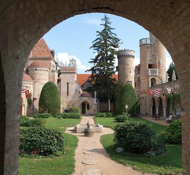 Bory Castle, Szekesfehervar - Hungary by arjuna_zbycho