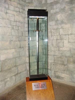 Espada de William Wallace (ideal para cortar cabezas)