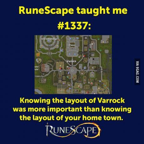 F*** you varrock!
