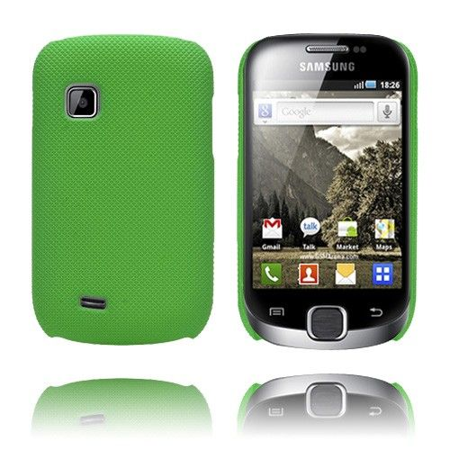 SuperGrip (Vihreä) Samsung Galaxy Fit Suojakuori