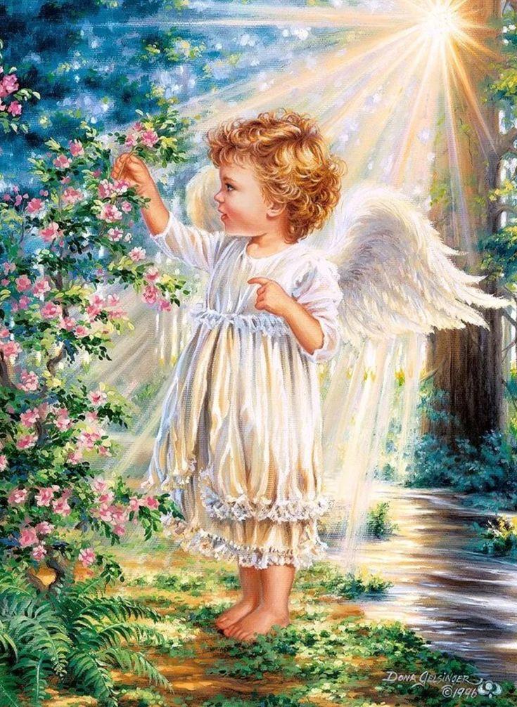 фото и картины ангелов кулинары показывают, как