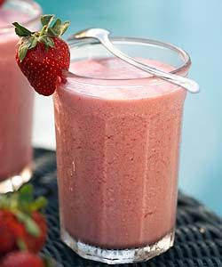 Cuban Mamey Milkshakes (Three Guys from Miami): 1 cup fresh ripe mamey cubed 1 cup whole milk 3 tablespoons sweetened condensed milk 3 tablespoons sugar (to taste) 1/2 cup crushed ice