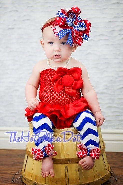 111 best diy hairbows patriotic images on hairbows