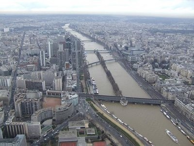 A view from the Eiffel Tower: Beloved Paris, Eiffel Towers, Awesome, Travel And Plac, Paris France, Beautiful, Favorite Pin, Popular Pin, Favourit Pin