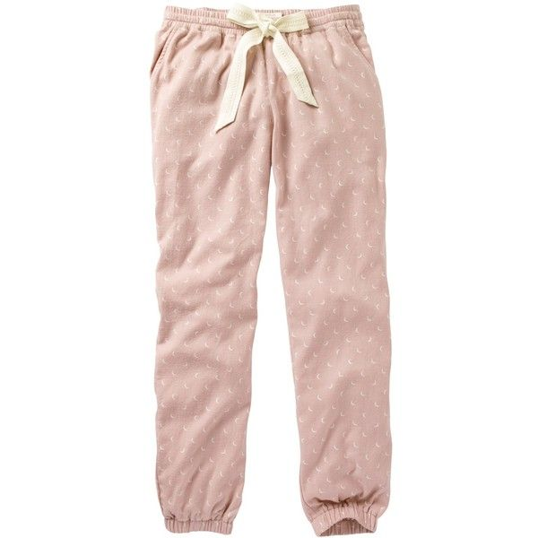 Fat Face Moon Cuffed Pyjama Bottoms ($43) ❤ liked on Polyvore featuring intimates, sleepwear, pajamas, cotton pyjamas, cotton sleepwear, cuffed pajama bottoms, fat face and cotton pjs
