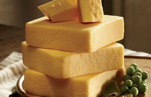 Havarti Cheese: The Danish Delight. Semi-soft, cow's milk. Often mixed with herbs. Delish!