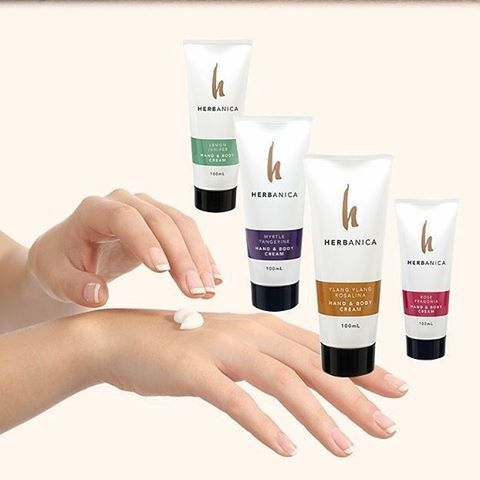 Each Herbanica Hand and Body Cream is based on a blend of Australian native plant extracts combined with nourishing nut oils and fruits. Indulge yourself! #herbanica #handandbodycream @herbanicaoriginal