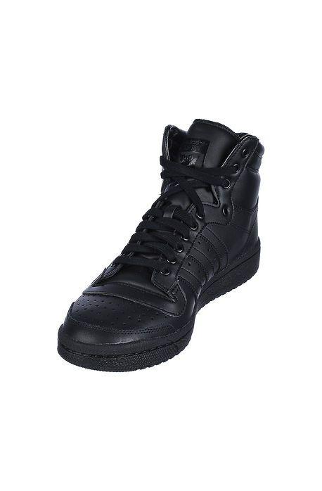 The Top Ten Hi Sneaker in Black
